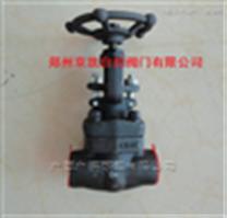 J61Y高壓鍛鋼焊接截止閥