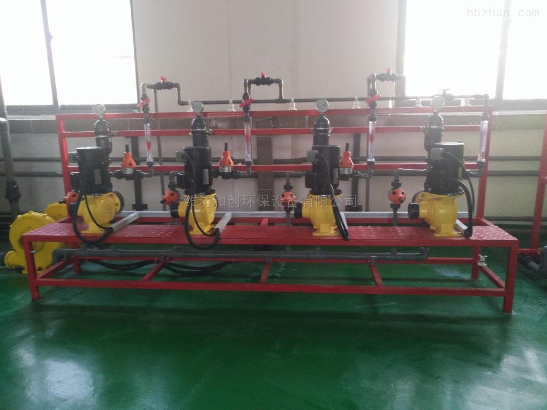 吉林养殖场消毒大中型电解法次氯酸钠发生器