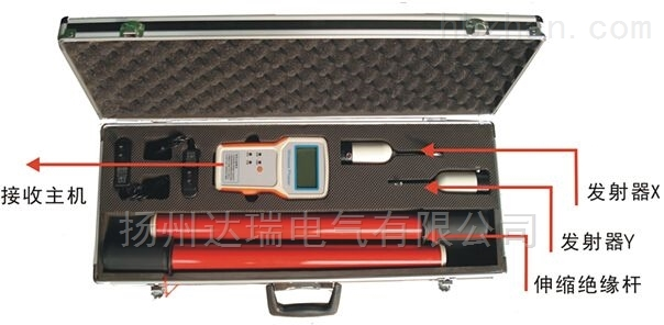 高压数显语音核相仪