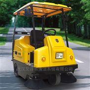 黄石1800伟顿驾驶式吸尘扫地机/物业扫地车