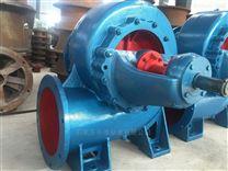 HW型单级单吸蜗壳式农田灌溉混流泵