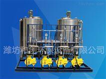 全自动PAM加药装置水处理消毒设备生产商
