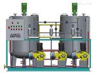 合肥磷酸鹽自動加藥裝置的調試及運行