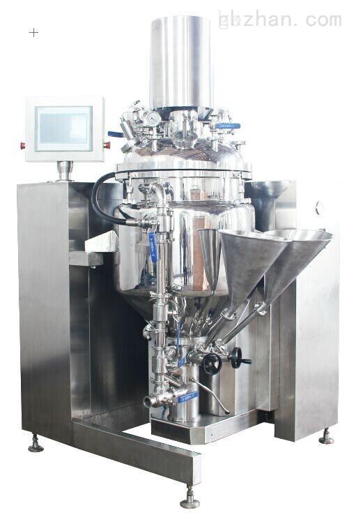 GP系列多功能真空乳化机