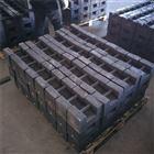 青海砝码批发-M1级100kg铸铁砝码