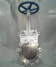 美标刀型闸阀PZ73H-150LB