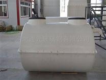玻璃钢化粪池污水处理设备农村改建厕所厂家
