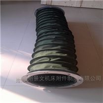 干燥机粉尘输送伸缩软管厂家直销