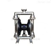耐腐蚀QBY型气动不锈钢隔膜泵