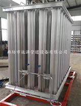 LNG空温式汽化器、CNG气化器、lng调压气化