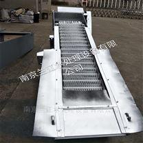 回轉式機械粗格柵安裝方法