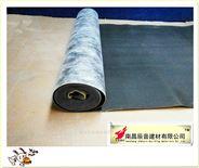 贵州隔音毡隔声罩皮革PVC阻尼垫