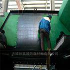 乌兰察布防腐蚀优质玻璃鳞片烟囱内壁防腐