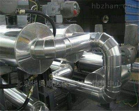 扬州铁皮保温施工队 设备保温工程