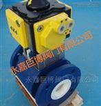 Q641TC石灰浆液球阀优质厂家