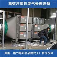 cml塑料燃烧废气处理系统设备