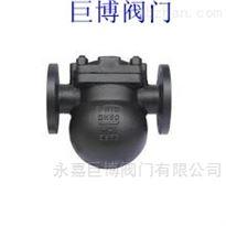 FT14杠杆浮球式蒸汽疏水阀规格
