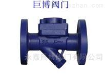 膜盒式蒸汽疏水阀Y型系巨博供应