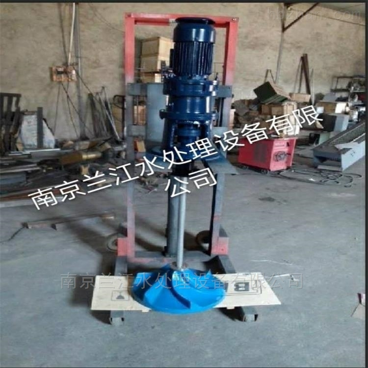 GSJ1000竖轴式波轮搅拌机如何安装
