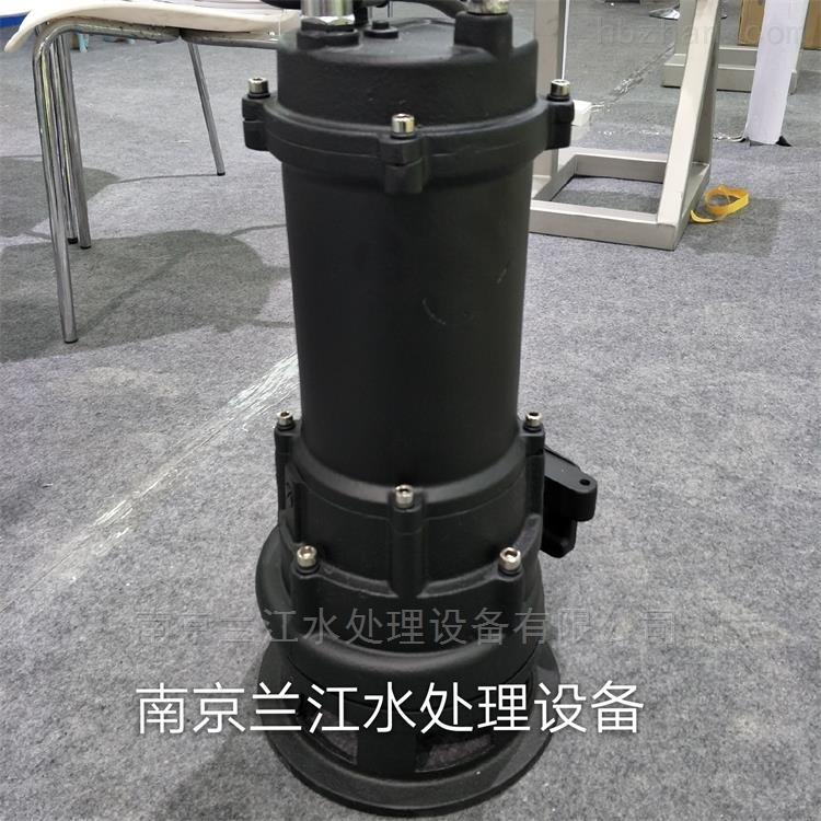 wl立式排污泵安装尺寸