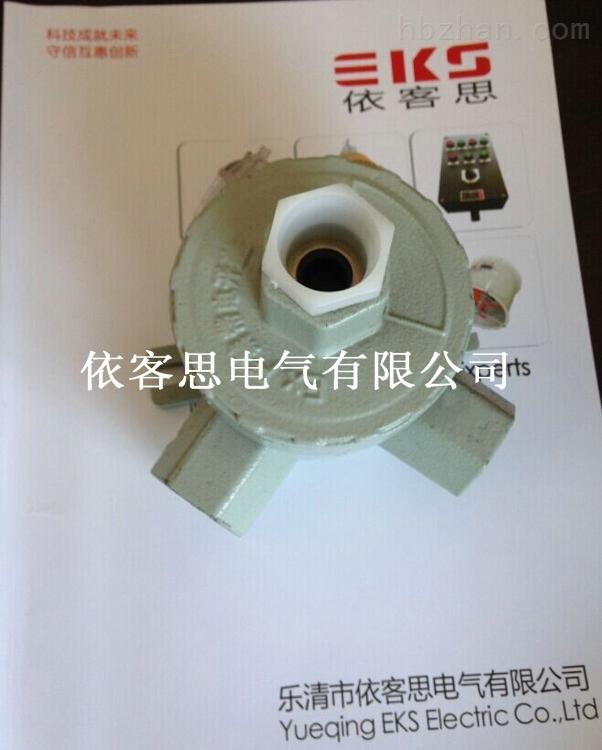 DN15铸铝合金二平防爆接线盒