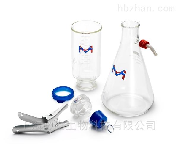 Millipore玻璃换膜过滤器,带不锈钢支撑网