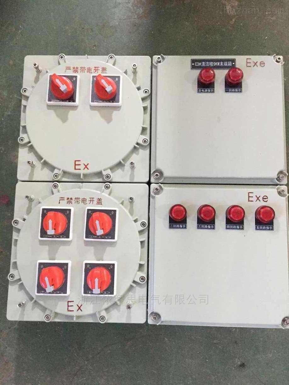 防爆照明动力配电箱防爆配电装置