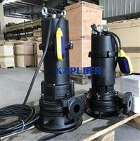 4KW粉碎、撕裂、切割铰刀泵 MPE400-2