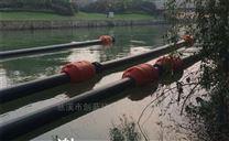 直径1200*1200孔径430夹管浮筒 抽沙浮筒