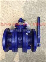 耐磨陶瓷球閥QQ41TC-16C半襯耐腐蝕
