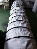 型號齊全水泥散裝機下料口伸縮布袋價格