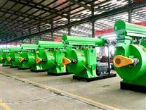 發往山西晉中田農木屑顆粒機生產線設備