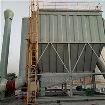 低压长袋脉冲除尘器废气处理设备