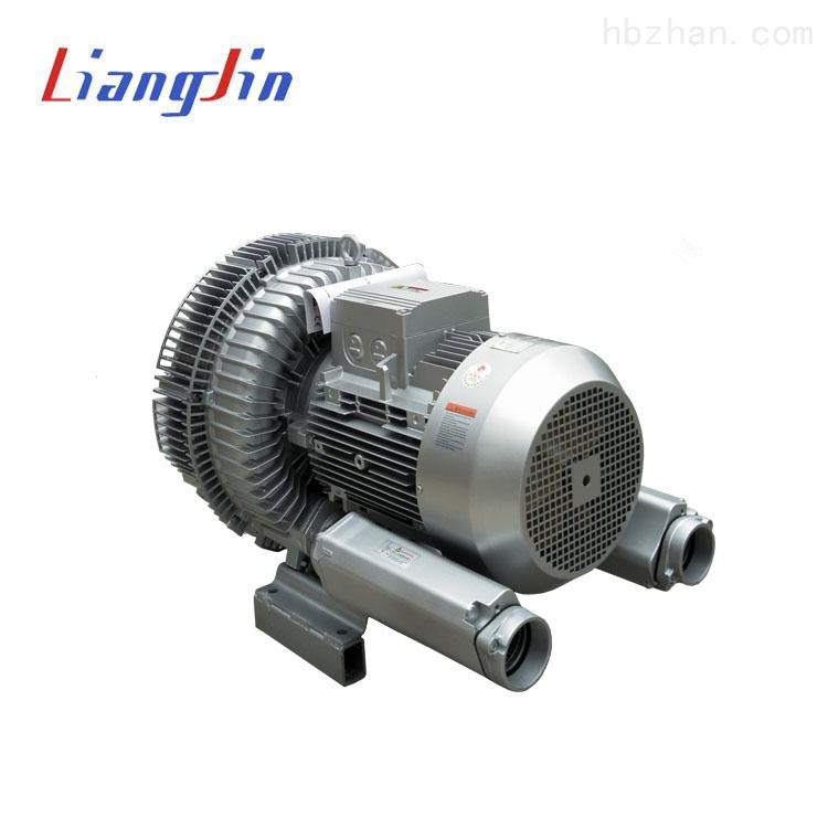 工业环境整治通用25KW低噪音双段式高压风机