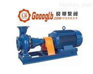 永嘉良邦IS50-32-125型单级清水离心泵