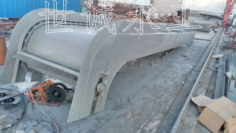泵站格栅清污机河北世诚-质量可靠
