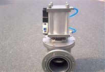 电磁真空挡板阀JBFM/温州制造