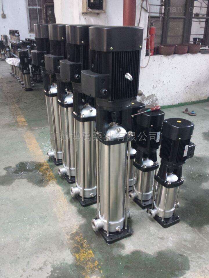 不锈钢高压力冲洗水泵