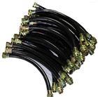 DN20橡胶防爆挠性连接管防尘挠性管软管