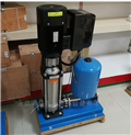 单泵变频恒压增压给水设备