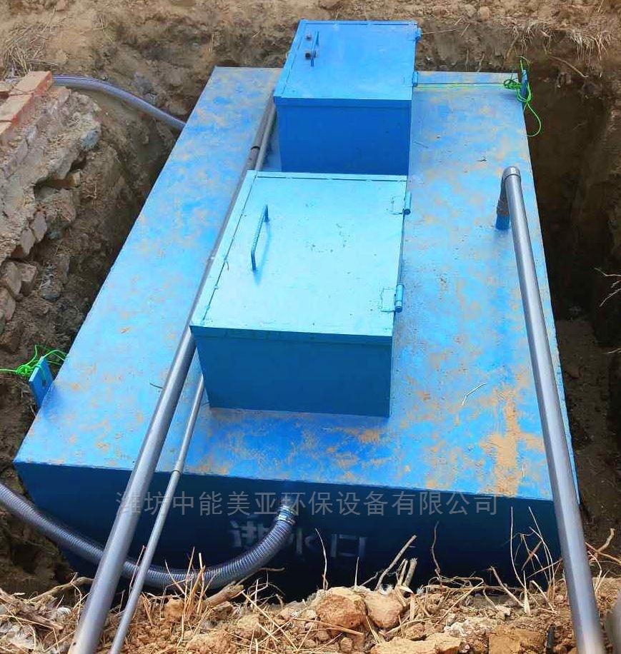 养猪场污水处理设备价格核心工艺