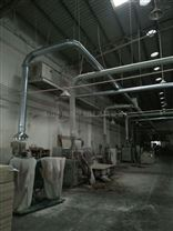 专业废气除尘管道生产及安装