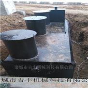 大型农村生活污水处理设备技术