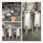 四袋式過濾機,4P2S袋式大流量過濾器