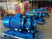 IRG50-160永嘉良邦IRG50-160卧式热水管道循环泵