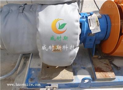 节能环保可拆卸泵体保温衣