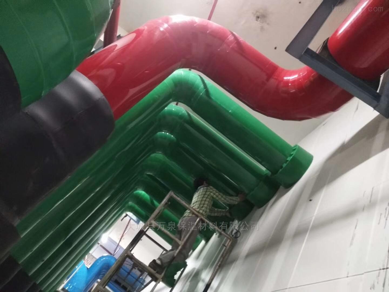 非金属彩色复合保温外护PVC材料