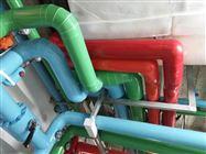 PVC彩色复合保温外护系统