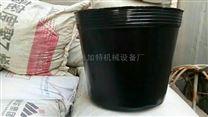 黑色塑料荷花营养杯无孔育苗盆  厂家价格
