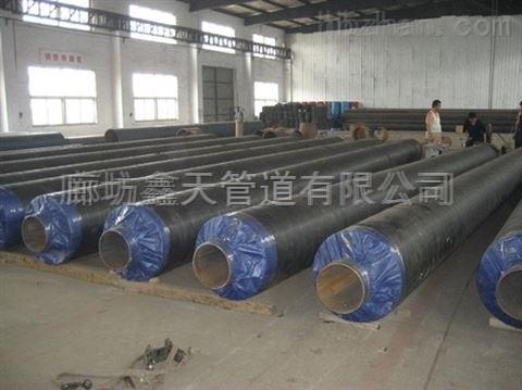 运城市钢套钢保温管聚氨酯保温管道供应厂家